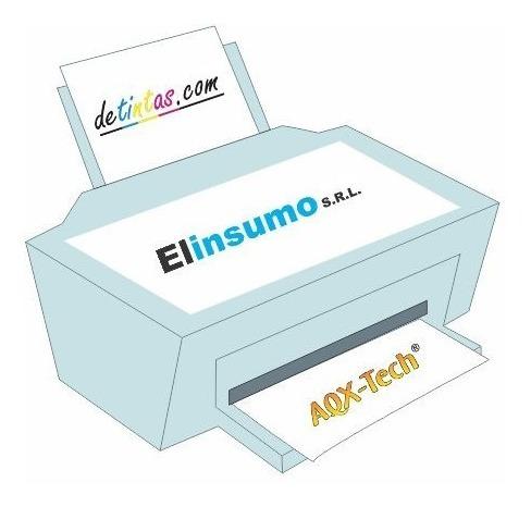 tinta premium 250ml x4 p/ hp954 hp 7740 7720 8710 8720 aqx*