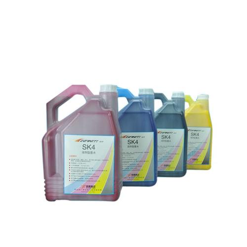 tinta solvente sk4 servicio ploter