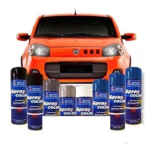 tinta spray automotiva na cor do seu carro