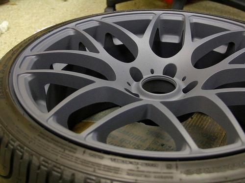 tinta spray envelopamento liquido dip wheel 500ml grafite