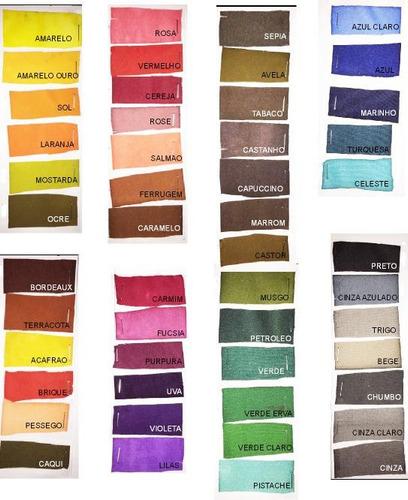 tinta spray para sofa e estofados ( 48cores a escolher)