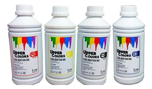 tinta sublimación importada x litro para epson garantizada