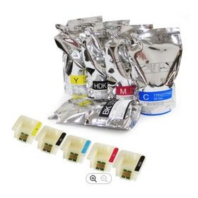 Tinta Sublimado, Sublimación Con Chip Para Epson 6070, 6200