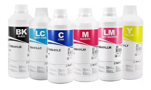 tinta sublimática p/ transfer kit com 4 frascos 250ml