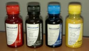 tinta tipo dye para hp, canon, epson 100 ml