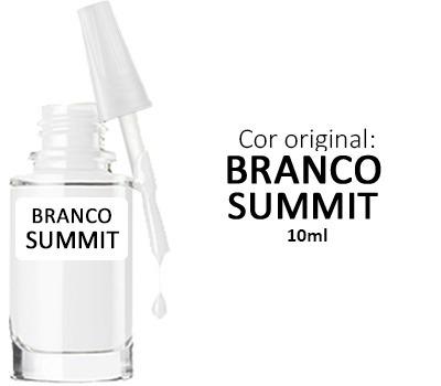 tinta tira risco automotivo chevrolet prisma branco summit