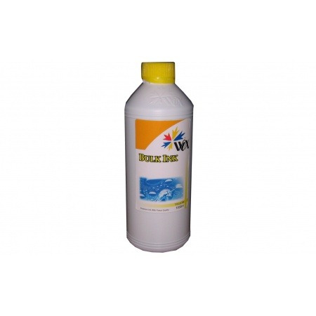 tinta wox a granel 1 litro color amarillo