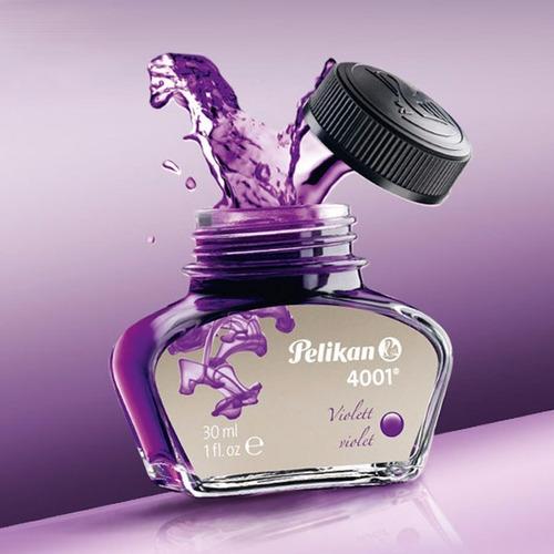 tinta x2 pluma fuente pelikan 4001 - 30 ml