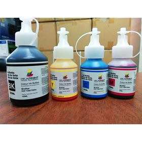 Tintas Brother , Especificas Para T500 T300 100% Compatibles