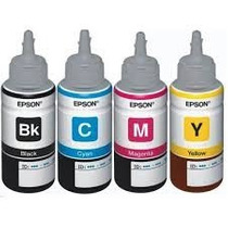 Combo Tintas Originales Epson T664. L110, L200, L210, L355