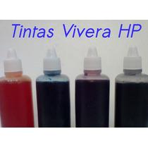 Tintas Para Hp Tipo Vivera - Cualquier Impresora - 70ml