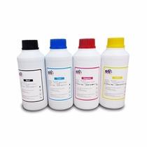 Tinta Ati Para Epson Y Hp Vivera . Envase De 1 Litro