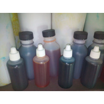 Tinta Hp Recargar Cartuchos Hp Garantizada 4*120ml C/color.