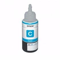 Tinta Epson Original Cian L110 L200 L210 L350 L355 L555