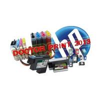 Tinta Para Hp Ideal Cabezal 88 Kit 60cc 4 Colores Calidad