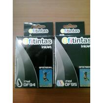 Cartuchos Ofitintas Xl Hp 94 95 97 Negro Y Color Oferta