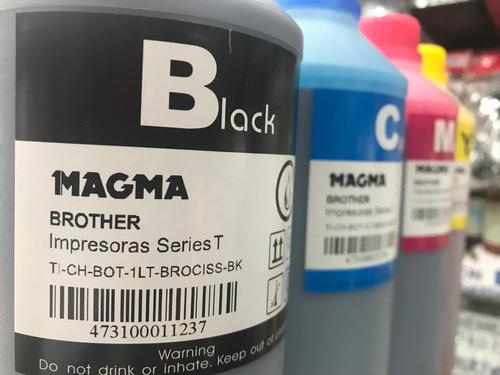 tintas compatible brot t500   t300   510   310 - 4 litros