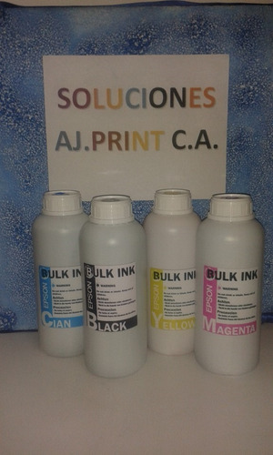 tintas  epson bulk ink gran oferta