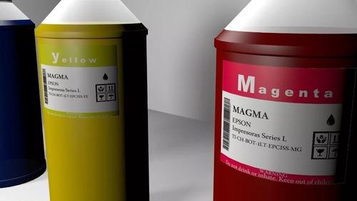 tintas litro compatibles epson l3110-3150-4160-4150- pack 4