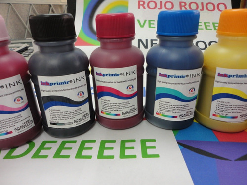 tintas para canon epson y hp universal