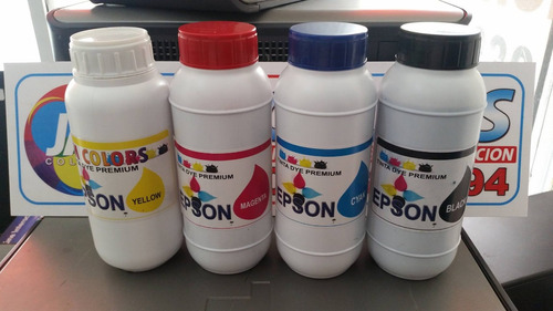 tintas premium para impresoras epson