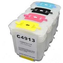 Cartuchos Recargable Hp 88 Con Tinta Especial Para Plotter