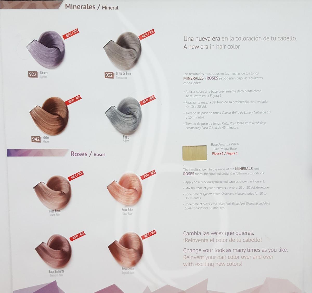 Tinte Color Tech 90 G + Peroxido Nutrapel 48 Pzas - $ 2,199.00 en ...