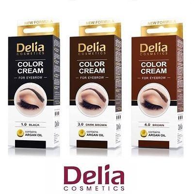 tinte  de pestañas y cejas semipermanentes 10 aplicaciones