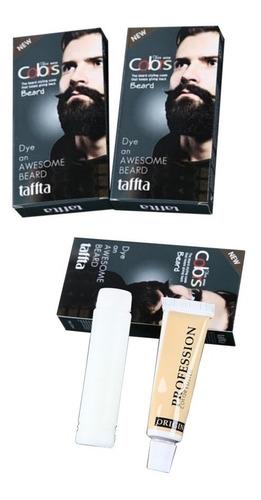 tinte para barba color negro 11140 (1unid)