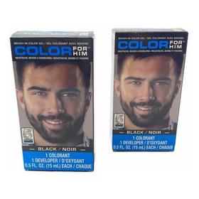 Tinte Para Barba Y Bigote Hombre Ameri - mL a $2327