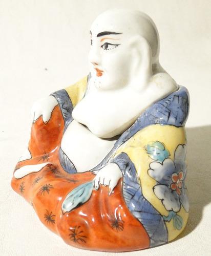 tintero porcelana japonesa buda