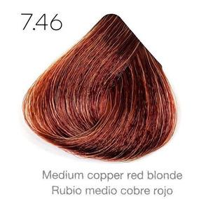 Carta de colores tinte de pelo salerm