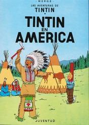 tintin en america(libro acción y aventura)