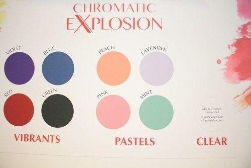 tintura colores fantasia chromatic yellow alfa parf