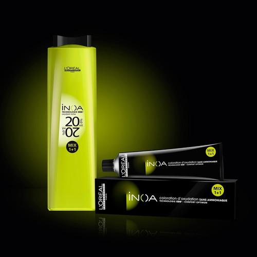 tintura inoa l'oréal professionnel sin amoníaco 60ml