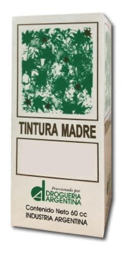 tintura madre drogueria argentina 60ml linea completa