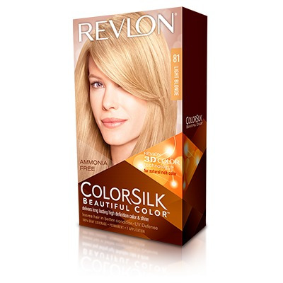 Revlon colorsilk 81