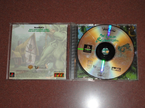 tiny toons - great beanstalk completo / playstation 1 ps1
