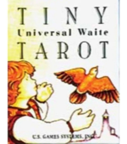 tiny universal waite tarot by smith hanson-robert en ingles