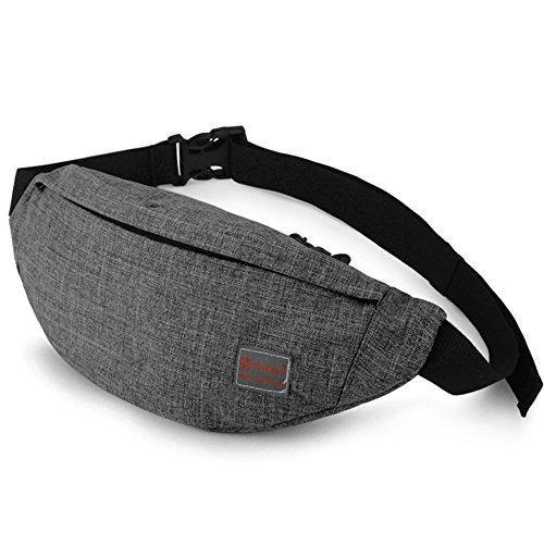 tinyat travel fanny bolsa cintura pack sling pocket super l