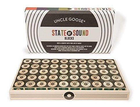tio goose bloques de estado de sonido made in the usa