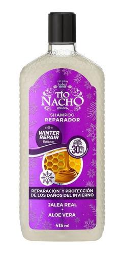 tio nacho shampo reparador winter edition 415ml