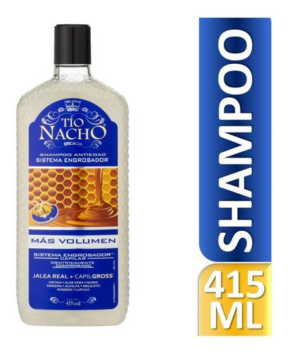 tío nacho shampoo engrosador x 415ml