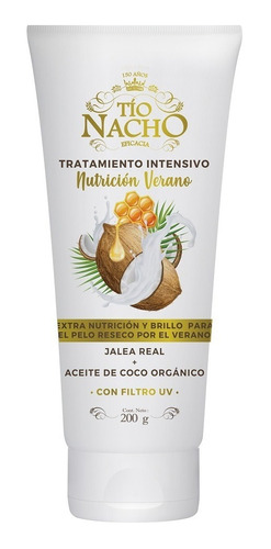 tío nacho tratamiento intensivo nutricion verano 200grs
