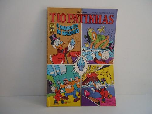tio patinhas - nº 175 - ano 17 - fevereiro 1980