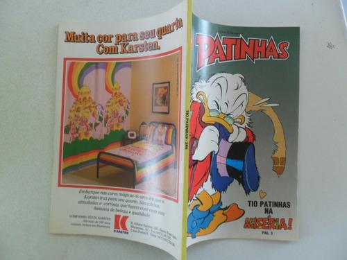 tio patinhas nº 286! março 1989!