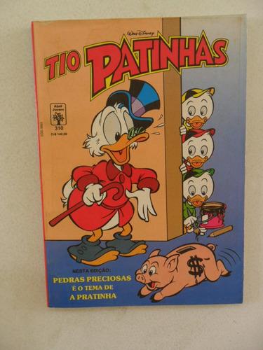 tio patinhas nº 310! março 1991!