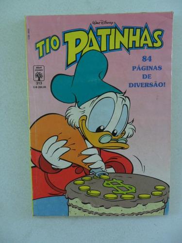 tio patinhas nº 313! junho 1991!