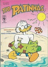 tio patinhas n. 319 - dezembro de 1991