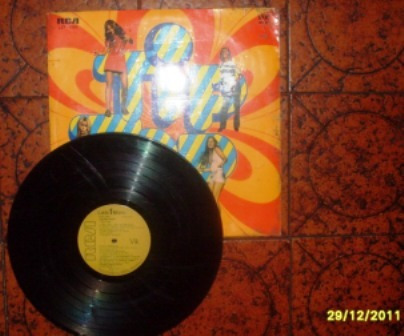 tip top, vinilo original...